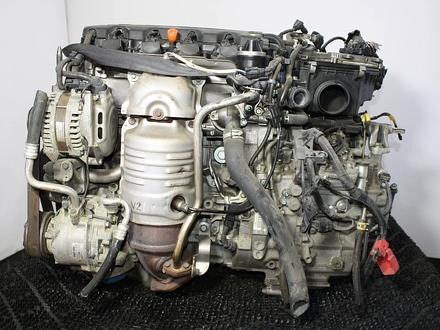 Двигатель HONDA R20A Контрактная  Доставка ТК, Гарантия за 319 200 тг. в Новосибирск – фото 4