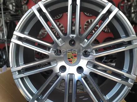 R20/5*130 Porsche Cayenne за 260 000 тг. в Алматы – фото 2