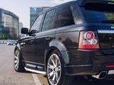 Land Rover Range Rover Sport 2012 года за 15 000 000 тг. в Алматы