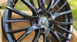 Новые диски на новейшую модель Lexus за 250 000 тг. в Алматы – фото 5
