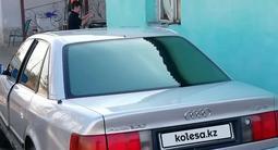 Audi 100 1993 года за 2 100 000 тг. в Жетысай – фото 3