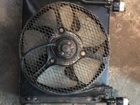 Радиатор кондиционера с вентилятором делика булка за 15 000 тг. в Алматы