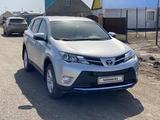 Toyota RAV 4 2014 года за 10 500 000 тг. в Уральск – фото 5