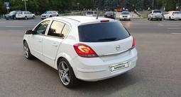 Opel Astra 2008 года за 2 604 000 тг. в Алматы – фото 4