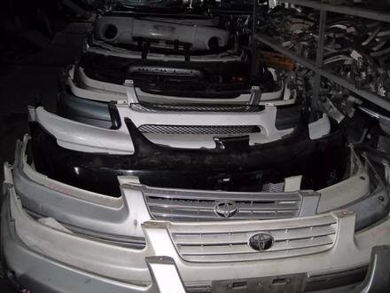 Бампер передний задний в отличном состоянии серый белый черный коричневый за 15 000 тг. в Алматы