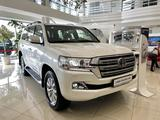 Toyota Land Cruiser 2020 года за 37 050 000 тг. в Алматы