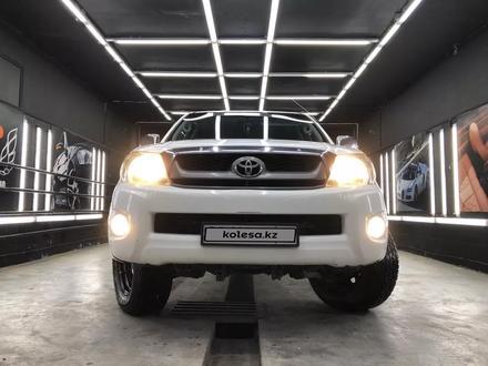 Toyota Hilux 2010 года за 5 800 000 тг. в Актау – фото 11