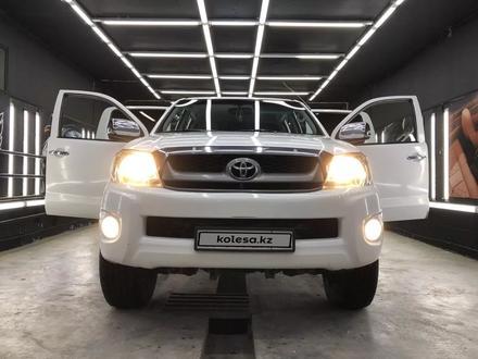 Toyota Hilux 2010 года за 5 800 000 тг. в Актау – фото 12