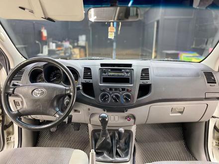 Toyota Hilux 2010 года за 5 800 000 тг. в Актау – фото 13