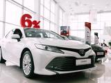 Toyota Camry 2020 года за 18 870 000 тг. в Петропавловск – фото 2
