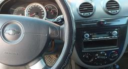 Chevrolet Lacetti 2007 года за 1 700 000 тг. в Нур-Султан (Астана) – фото 5
