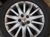 Диски R17 5x114, 3 оригинал Toyota за 100 000 тг. в Алматы