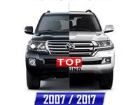 Комплект для переделки на TLC 200 с 2007 на 2016 за 950 000 тг. в Актау