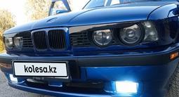 BMW 525 1992 года за 3 200 000 тг. в Шымкент – фото 3