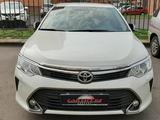 Toyota Camry 2017 года за 10 300 000 тг. в Нур-Султан (Астана)