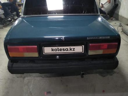 ВАЗ (Lada) 2107 2005 года за 650 000 тг. в Шиели – фото 10