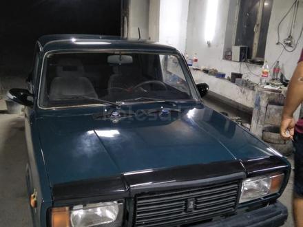 ВАЗ (Lada) 2107 2005 года за 650 000 тг. в Шиели – фото 5