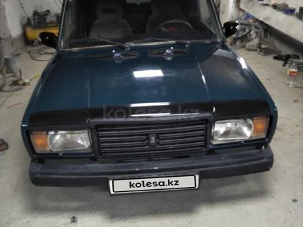 ВАЗ (Lada) 2107 2005 года за 650 000 тг. в Шиели – фото 8