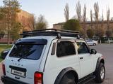 ВАЗ (Lada) 2121 Нива 2020 года за 5 500 000 тг. в Тараз – фото 4
