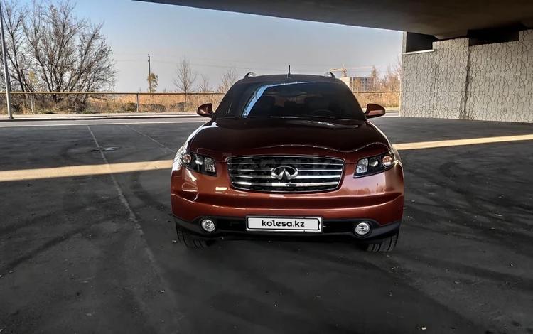 Infiniti FX35 2004 года за 5 200 000 тг. в Алматы