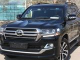 Toyota Land Cruiser 2018 года за 37 500 000 тг. в Костанай