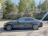 BMW M5 2014 года за 20 500 000 тг. в Алматы – фото 2