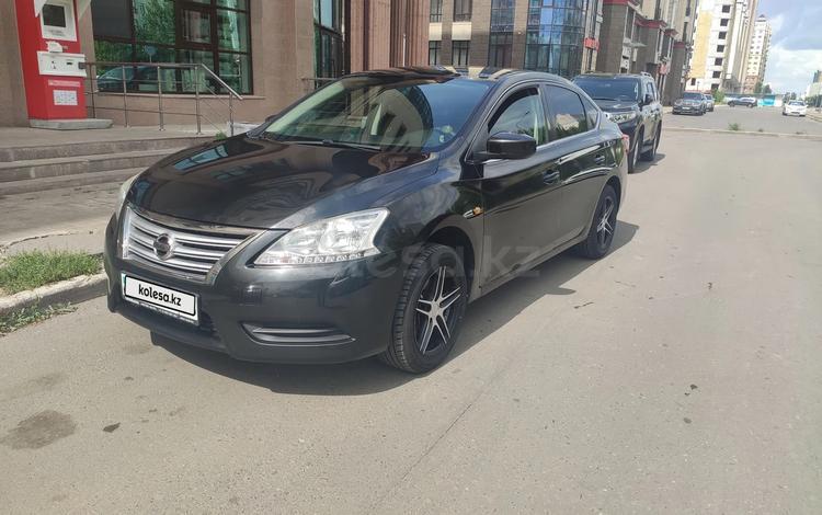 Nissan Sentra 2015 года за 4 900 000 тг. в Нур-Султан (Астана)
