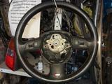 Руль рулевое колесо S-Line на Ауди A4 Б6 Б7 Ауди… за 15 000 тг. в Алматы – фото 2