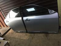 Дверь задняя правая Toyota Camry 50 за 125 000 тг. в Костанай
