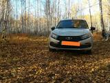 ВАЗ (Lada) Granta 2190 (седан) 2019 года за 3 800 000 тг. в Петропавловск – фото 2