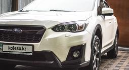 Subaru XV 2017 года за 10 300 000 тг. в Алматы