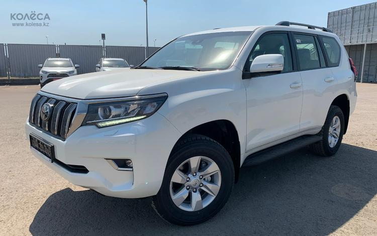 Toyota Land Cruiser Prado 2021 года за 27 500 000 тг. в Павлодар