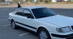 Audi 100 1991 года за 2 100 000 тг. в Алматы – фото 4