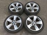 Легкосплавные диски на автомашину BMW (R18 5*120 ЦО72.6 8.5J за 70 000 тг. в Нур-Султан (Астана)