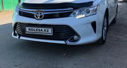 Toyota Camry 2015 года за 9 800 000 тг. в Жезказган
