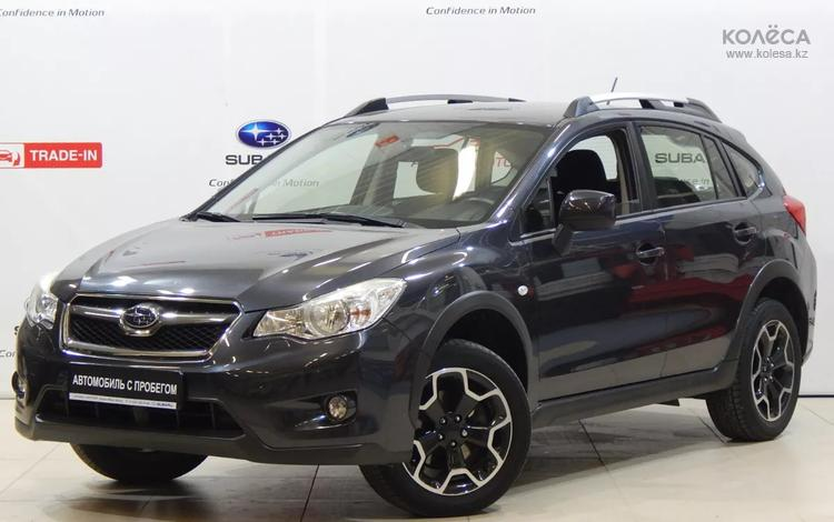 Subaru XV 2014 года за 7 285 000 тг. в Алматы
