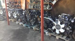 Двигатель на мицубиси паджеро дизель 3.4M41T за 750 000 тг. в Алматы