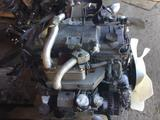 Двигатель на мицубиси паджеро дизель 3.4M41T за 750 000 тг. в Алматы – фото 2