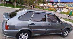 ВАЗ (Lada) 2114 (хэтчбек) 2005 года за 850 000 тг. в Семей – фото 5