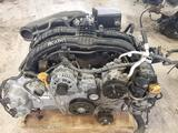 Контрактный двигатель Subaru 2.0 FB20 Impreza XV с гарантией! за 450 000 тг. в Нур-Султан (Астана)