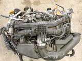 Контрактный двигатель Subaru 2.0 FB20 Impreza XV с гарантией! за 450 000 тг. в Нур-Султан (Астана) – фото 3