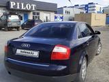 Audi A4 2001 года за 1 850 000 тг. в Жезказган – фото 4