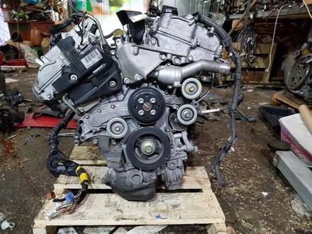 Двигатель toyota2gr 3.5Л за 333 тг. в Нур-Султан (Астана)