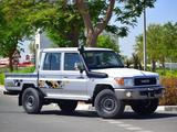 Toyota Land Cruiser 70 2021 года за 22 680 000 тг. в Алматы