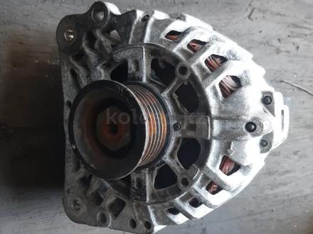 Оригинальный генератор Шкода Фабия Skoda Fabia 1.2 09d903025h за 32 500 тг. в Семей