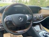 Mercedes-Benz S 400 2014 года за 28 000 000 тг. в Нур-Султан (Астана) – фото 5