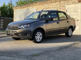 ВАЗ (Lada) 2190 (седан) 2020 года за 3 150 000 тг. в Петропавловск – фото 2