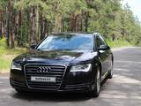 Audi A8 2011 года за 10 500 000 тг. в Нур-Султан (Астана)