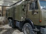 КамАЗ  4310 1985 года за 11 000 000 тг. в Рудный – фото 5