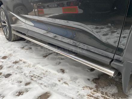 Защита переднего и заднего бампера и порогов за 100 000 тг. в Алматы – фото 2